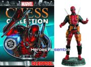 Marvel Chess Collection #43 Deadpool Eaglemoss Publications